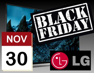 Black Friday LG de Paloprisk - Groupez.net